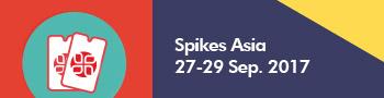 Spikes Asia 27-29 September 2017