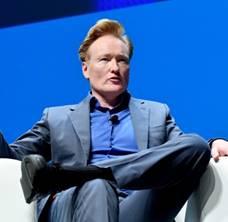 Conan O'Brien TV Host, Comedian, Producer