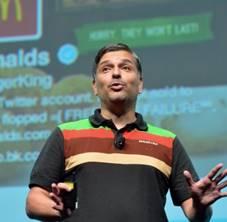 Fernando Machado BurgerKing